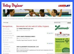 Volley Orgiano: il sito web ufficile delle squadre di pallavolo femminile di Orgiano - Vicenza