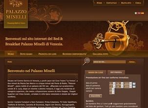 Bed & Breakfast Palazzo Minelli