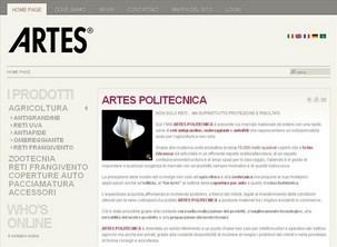 Sito internet a Schio: Artes Politecnica con le sue reti