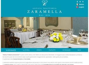 Sito web Padova: il ristorante Antica Trattoria Zaramella