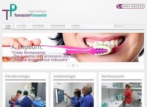 Sito Web di Studio Dentistico a Montecchio Maggiore