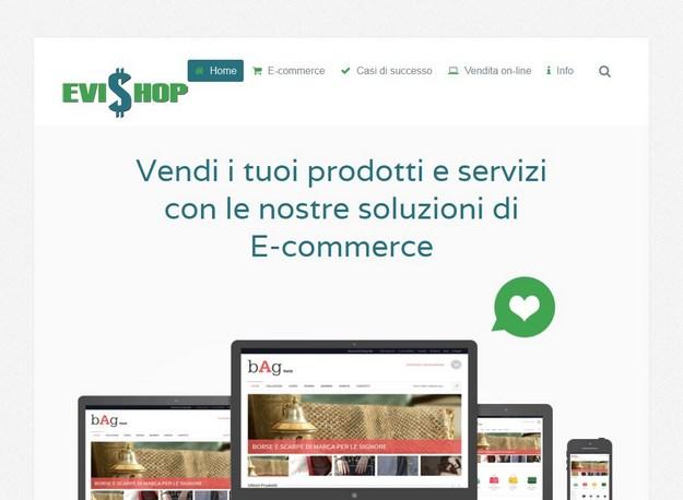 Evishop, l'ecommerce per le aziende a portata di mano