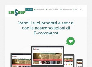 Ecommerce per aziende a Vicenza