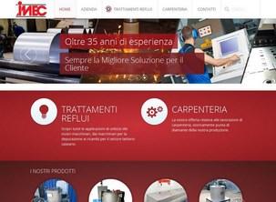 IMEC srl - Macchine per il trattamento liquidi e solidi, carpenteria meccanica di qualità