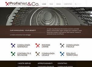 Sito web commercialista a Bassano del Grappa