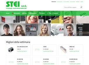 Stei: vendita on-line di prodotti per l'automazione industriale a Schio