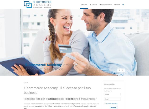 E-commerce Academy, alta formazione e assistenza continua per il commercio elettronico