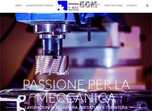 Meccanica BDM: lavorazioni di alesatura, fresatura e tornitura