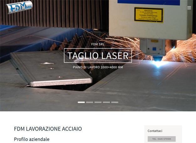 FDM Italia: lavorazione acciaio a Schio