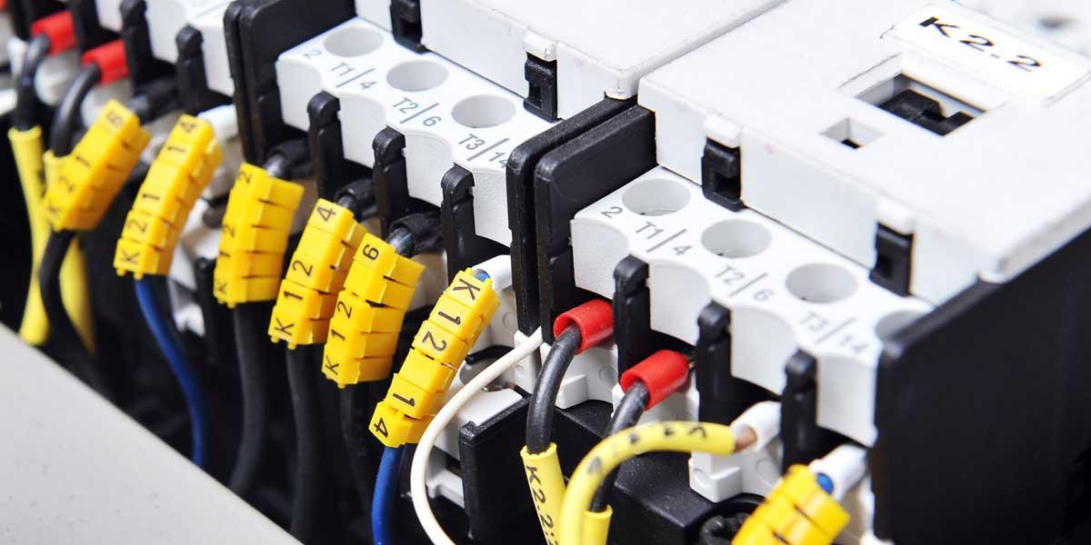 Sito web per impianti elettrici industriali e civili
