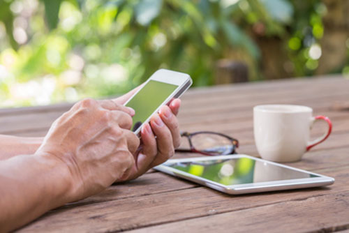 Posizionamento del sito sui dispositivi mobile